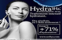 Traitement Intensif Hydra 3Ha Hyaluronic Acid ™ à l'extrait de bolet